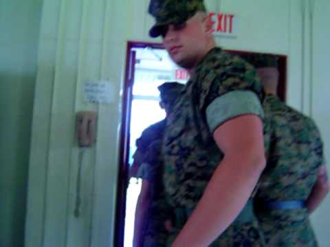 portholes and the drill instructors