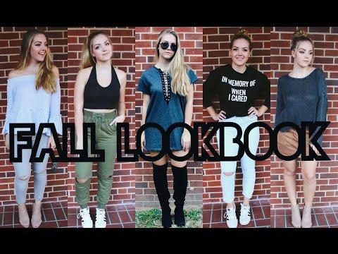 FALL LOOKBOOK 2016 | Niki Maragos