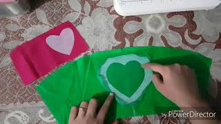 tie sleeves design with piping very easy cutting and