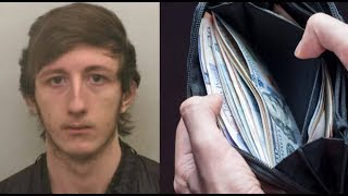 After This Man Stole Someone's Wallet, What He Found Inside Made Him Quickly Confess To The Cops