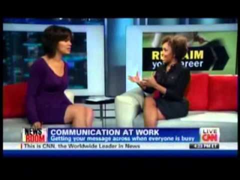 Valorie Burton on CNN: How to Communicate Better at Work