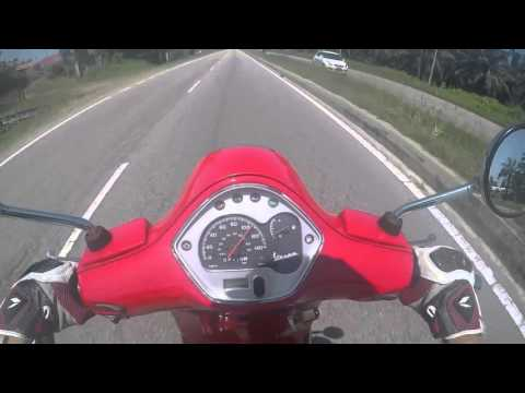 Vespa Test Ride 25022016