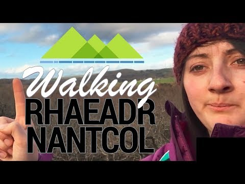 Best Waterfall In Wales -  Rhaeadr Nantcol