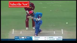 good over Badree/cricket highlights
