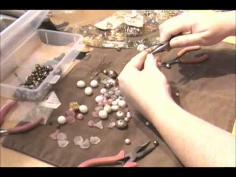 Making a Cha Cha Charm Bracelet