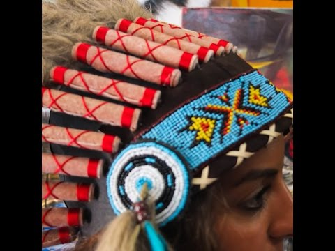 Chief Indian Headdress as a Fashion Statement - Indian Headdress