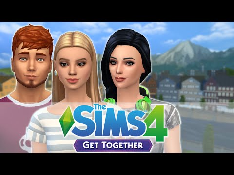 Let's Play: Sims 4 Get Together | Part 24 | Grilled Cheese!