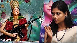 Nejama smoke paningala nu neraya per ketanga - Aruvi | Aditi Balan Interview | Galatta Exclusive