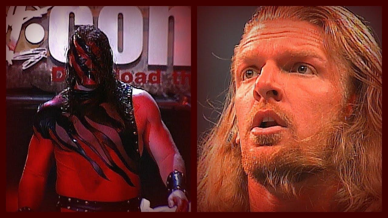 Kane Returns & Saves The Undertaker & The Rock! 5/29/00