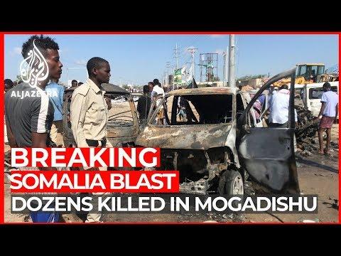 Xxx Mp4 Dozens Killed In Mogadishu Car Bomb Attack Police 3gp Sex