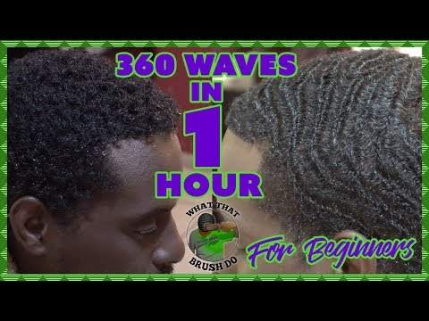 360 waves in a Hour - How to Get Started on Your 360 Waves for Beginners