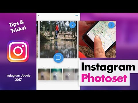 Share Multiple Photos and Videos in 1 Instagram Post