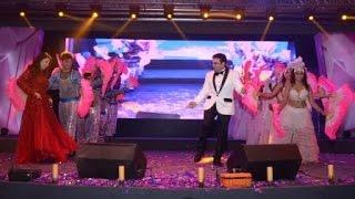 Akhaan da khumaar I Live performance I rajeev kapur & sweety kapur at steelbird helmets awards 2015