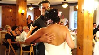 """First Dance """"You Make It Easy"""""""