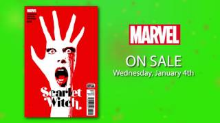 Marvel NOW! Titles for January 4th
