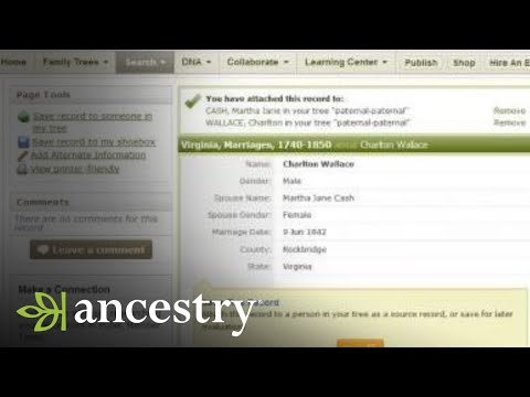 One Trick that Will Improve Your Searches for Vital Records | 5-Minute Find | Ancestry