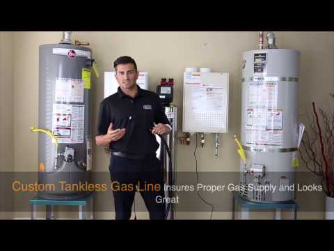 Tankless Flexible Gas Line (Explained)