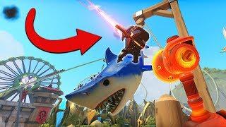 The Turret Shark! [Overwatch]