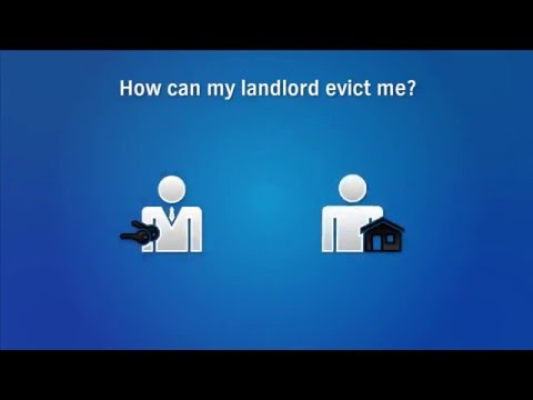 Eviction: Private Landlord-Tenant Lease