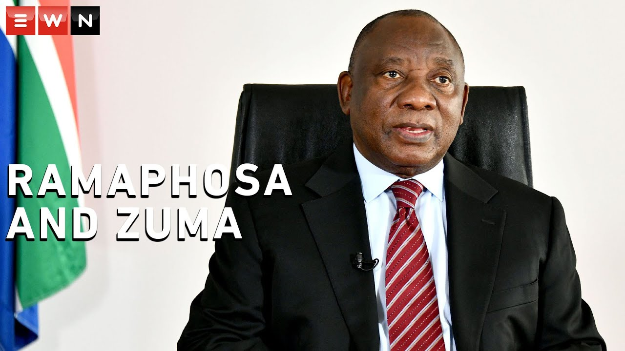 Ramaphosa on Zuma vs Zondo: Let us abide by our Constitution