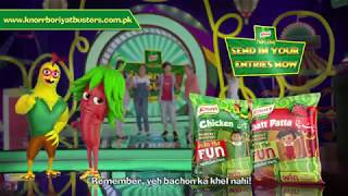 Get a chance to participate in Knorr Noodles Boriyat Busters Season 2
