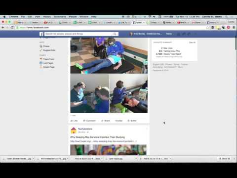 One Way To Increase Organic Traffic To Your Facebook Business Page