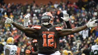 Josh Gordon is BACK!