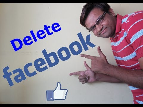 How to Delete Facebook Account Permanently within a Minute