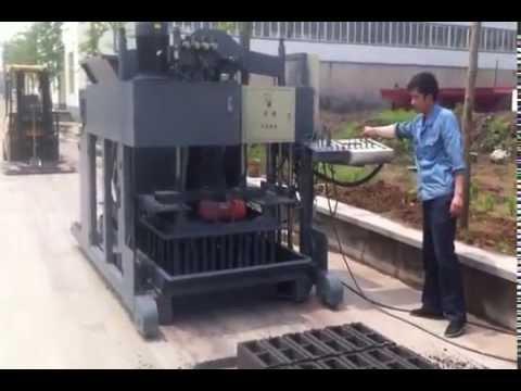 Egg laying block machine DMYF-12A