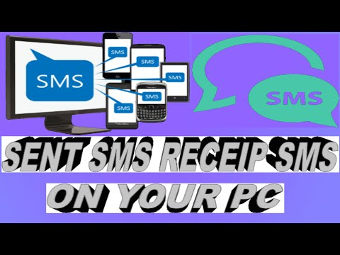 [ Hindi- Urdu ] How to Send and Receive text Messages on Computer