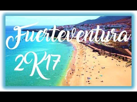 ★Sun and beach holidays★ on Canary Islands★Fuerteventura★2017★Jandia★DJI Mavic Pro★GoPro 4 ★