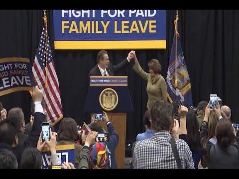 House of Representatives Democratic Leader Pelosi Endorses Paid Family Leave Proposal