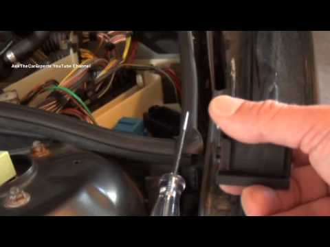 BMW E-Box, 3 Series E46 Engine Computer, Engine Fuse Locations, Engine Main Relay Wiper Relay