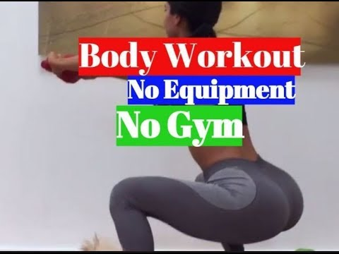 9 Quick Body Workout At Home Without Equipment