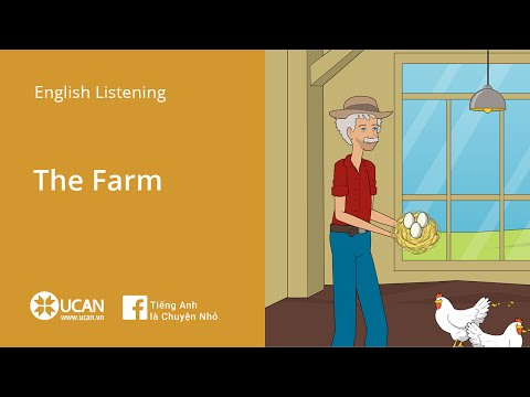 Learn English Via Listening   Beginner - Lesson 34. The farm