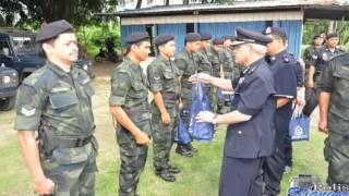 Imbasan Sepanjang Perkhidmatan Dato' Hj. Tun Hisan Sebagai Ketua Polis Selangor