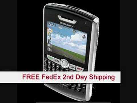 BlackBerry 8830 with Sprint Wireless - $89.99 Only