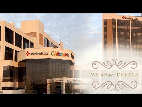 Tour the maternity unit at Medical City Dallas