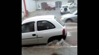 Chuva Rua Major Matheus- 12 de janeiro