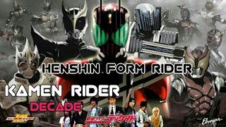 Kamen Rider Decade All Henshin Videos - 9tube tv