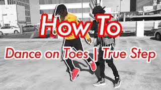 Download How to Dance on Toes | True Step | Mow The Lawn (Official NRG ) Video