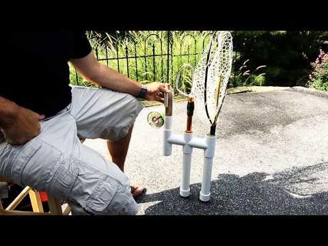 DIY Fishing Rack Add-Ons
