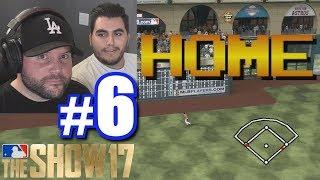 FUNNIEST RETRO MODE EVER!   MLB The Show 17   Retro Mode #6