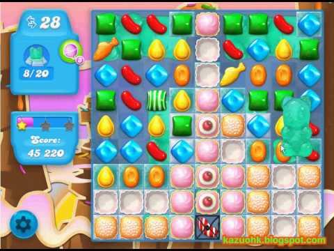 Candy Crush Soda Saga level 70 (3 star, No boosters)
