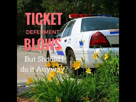 Should I Get My Speeding Ticket Dismissed?