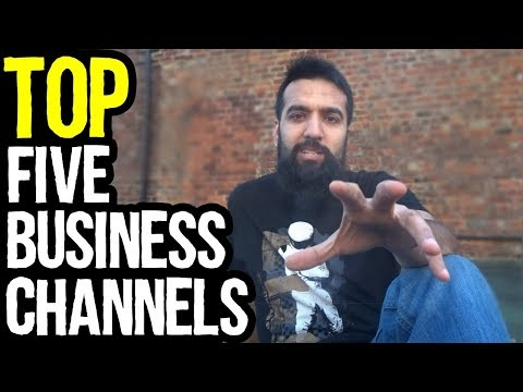 5 Business Channel I You MUST Watch | Azad Chaiwala Show