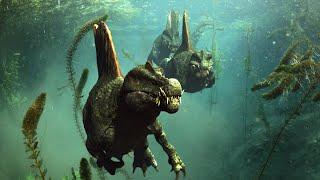 Spinosaurus Going Fishing