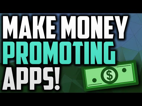 How To Make Money As A Tech YouTuber By Promoting Apps!