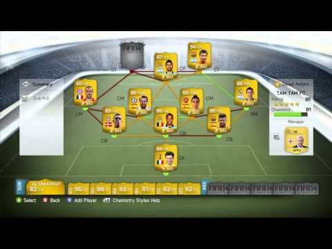FIFA 14 Ultimate Team - New Features Trailer