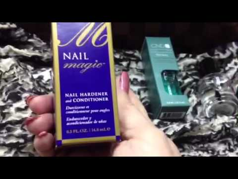 Growing out Solar Nails to your Natural Nails